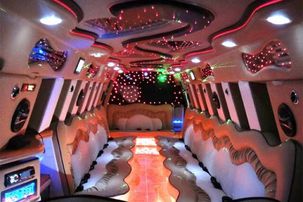 14 Person Escalade Limo Services Chula Vista