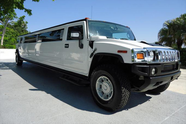 14 Person Hummer Chula Vista Limo Rental