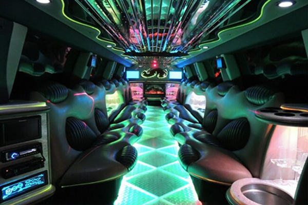 14 Person Hummer Limo Rental Chula Vista
