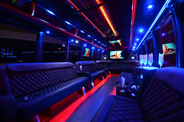 40 Person Party Bus Rental Chula Vista