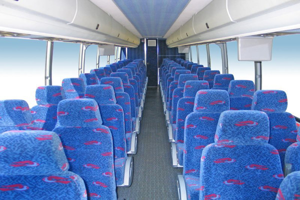 50 Person Charter Bus Rental Chula Vista